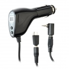 "0.7"" LCD Car Charger FM Transmitter with Adapters"