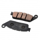 Steel Motorcycle Brake Pads for Honda CM125 (2 PCS)