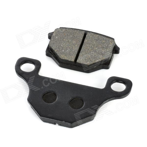 Steel Motorcycle Brake Pad Set for Suzuki GS125 motorcycle front and rear brake pads for kawasaki kx250 1989 1993