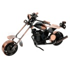 Creative Craft Iron Motorcycle Model - Bronze