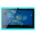 "Blue A13 7"" Android 4.0 Tablet PC"