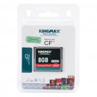 Genuine KingMax 200X Hi-Speed Compact Flash CF Memory Card (8GB)
