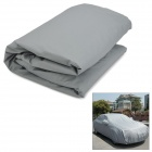 UV Protection PEVA Car Cover - Silver