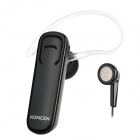 KC KC-101 Rechargeable Bluetooth v2.1 Stereo Headset w/ Microphone - Black