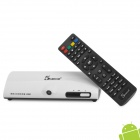 H300 Android 4.0 Google TV Box w/ 1GB DDR3 / 4GB ROM / 800KP Camera / HDMI / AV/ VGA - White