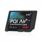 PQI Air Card Wi-Fi Micro SDHC Card Adapter - Black