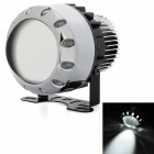 "2.5"" 15W 936lm 13-LED Car Blue Angel Eyes Fog Lamp (12V)"