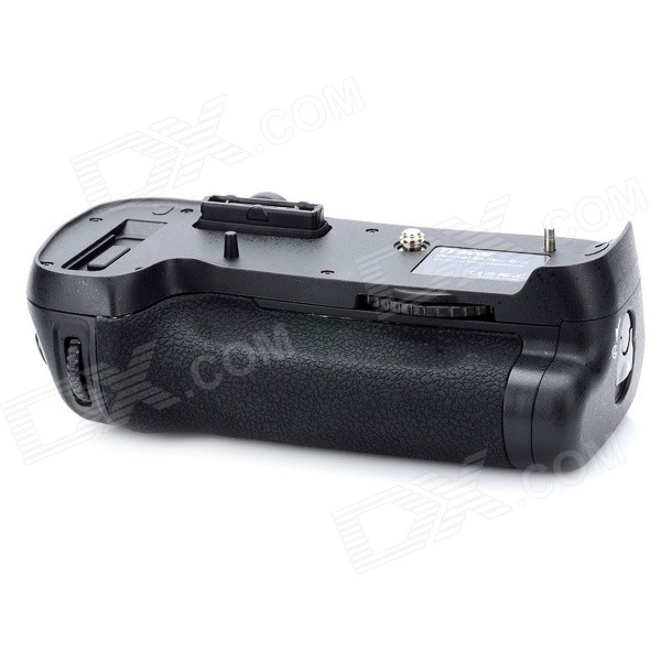 Travor BG-2H External Battery Grip for Nikon D800 / D800E Camera - Black
