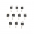 DIY LM7809L Voltage Regulator IC Module - Black (10 PCS)