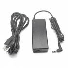 Replacement AC Power Adapter / Power Cord for Toshiba Laptop - Black (5.5 x 2.5mm Plug)