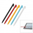 Stylish Stylus Pen for Wii U - Red + Yellow + Blue + Black + White (5 PCS)