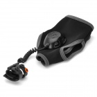 2.4GHz 3D Wireless Bluetooth V1.0 480DPI Glove Air Mouse  Black