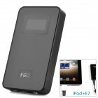 "FiiO E7 1.1"" Dual-Color OLED USB DAC Headphone Amplifier - Black"