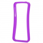 Protective Silicone Bumper Frame for Iphone 5 - Purple