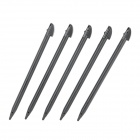 Compact Stylus Pen for Nintendo 3DSLL - Black (5 PCS)