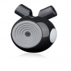 CY-1 5.0MP HD 720P Pet Camcorder w/ MP3 Player / Microphone / Speaker - Black (8GB)