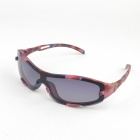 Seer 2001 Cute Kid UV-400 Protection Polaroid polarisierte Linse Sonnenbrille - Camouflage Rosa