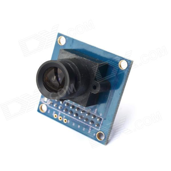 DIY ov2640 2MP Camera Lens Module - Blue
