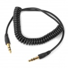 3.5mm Male to Male Audio Extender Cable - Black (113cm)