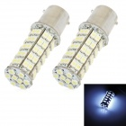 1156 6.8W 470lm 7000K 68-LED White Light Car Steering Lampe (12V / 2 PCS)