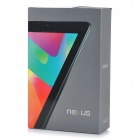 "Google Nexus7 7"" Capacitive Screen Android 4.1 Quad Core Tablet PC w/ Wi-Fi / GPS / NFC (16GB)"