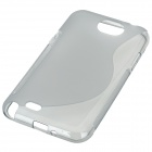 Protective Back Case for Samsung Galaxy Note 2 N7100 - Grey