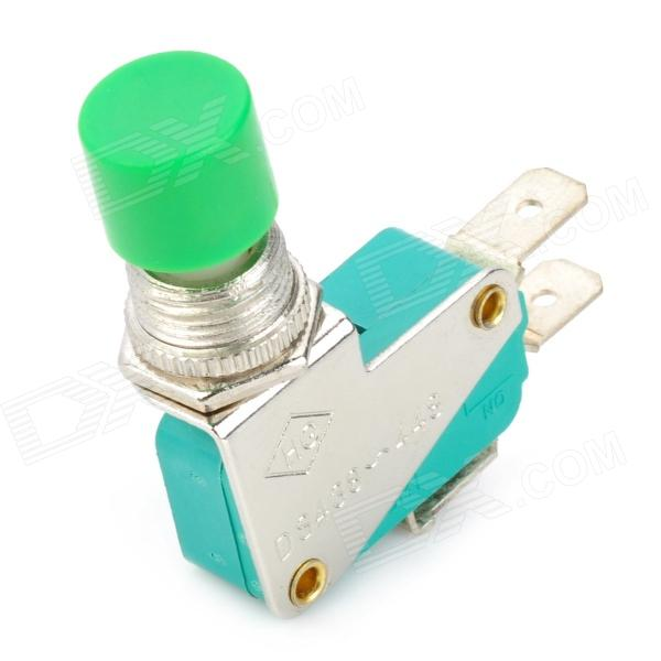 Push Button DIY Micro Switch - Verde