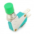 DIY Push Button Micro Switch - Green