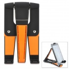 Plastic Bracket Stand for Ipad / Cell Phones + More Tablets PC - Orange