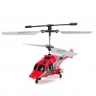 Haizhibao 358-38 Rechargeable Wireless 3-CH IR Remote Control R/C Helicopter - Red