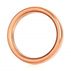 Motorcycle Exhaustion Pipe Gasket Pad for Honda CG125 - Red Copper (10 PCS)