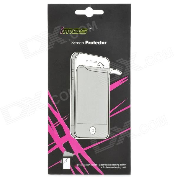 IMOS Protective Matte Screen Protector Guard Film for Iphone 5 (2 PCS) protective pvc car bumper guard protector sticker white 2 pcs