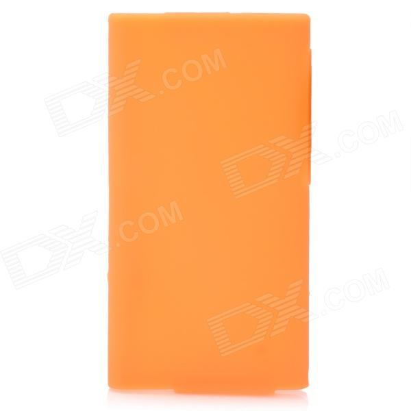 Protective Silicone Case for Ipod Nano 7 - Orange