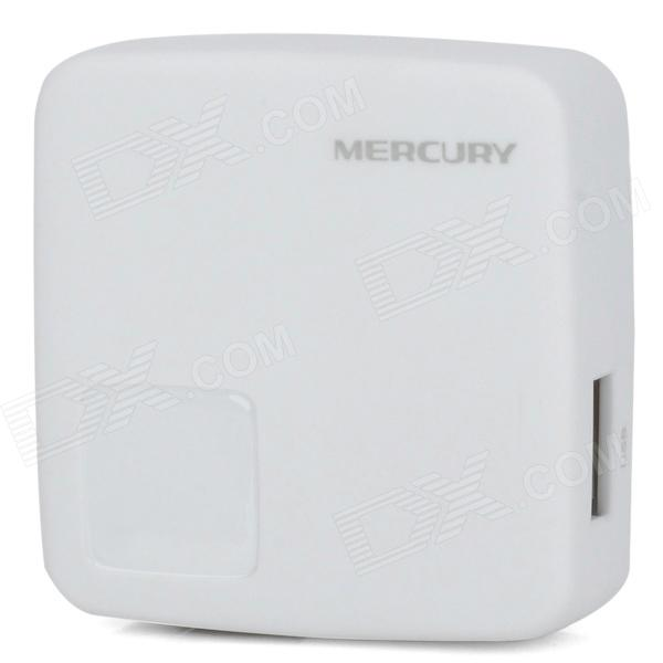 MERCURY MW151RM3G Mini 2.4GHz 802.11b/g/n Wireless Router - White