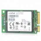 "Crucial CT256M4SSD3 1.8"" m4 256GB mSATA SSD Solid State Drive - Green"