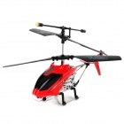 Mini Rechargeable 2.5-CH IR Remote Controlled R/C Helicopter - Red + Black