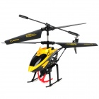V388 Rechargeable 3.5-CH IR Remote Controlled R/C Helicopter w/ Gyro - Yellow + Black