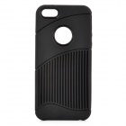 Protective Anti-Slip Back Case for Iphone 5 - Black