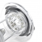 Mini 15-LED White Light Camping Lamp - White (3 x AA)