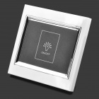 Einzel-Way Touch Screen Wall Mount Lamp Light Power Switch - White (AC 110 ~ 250V)