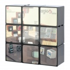British Magic-Q-Bicle Household Space Digital Devices Rubik's Cube Receive A Box Photo Wall