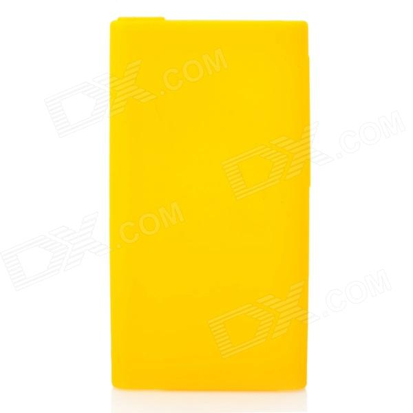 Protective Silicone Case for Ipod Nano 7 - Yellow
