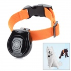 "Portable 0.6"" 2.0 MP Pet Digital Camera w/ Charging Cable + Belt - Black"