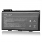 Replacement 11.1V 5200mAh Laptop Battery for CR610 / CR620/ CR700 / CX600 / CX700 + More - Black