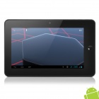 "QM706 7.0"" Capacitive Screen Android 4.0 Tablet PC w/ SIM / GPS / HDMI / Wi-Fi / Camera - Coffee"
