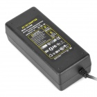 12V 8A Power AC / DC Adapter Charger for Security Camera / Scanner - Black (5.5 x 2.1mm)