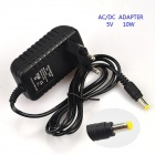 5V 2A Power Adapter Charger for Security Camera / Scanner - Black (5.5 x 2.1mm / EU Plug)