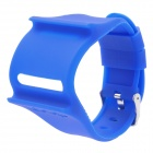 Loop Silicone Watchband for iPod Nano - Blue