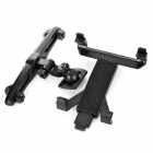 Adjustable Car Swivel Mount + Head Rest Pillow Holder Set for Ipad / Ipad 2 / New Ipad + More