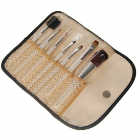Trendy and Professional Make-up Brushes Case (7-Piece Set)